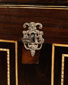 A palissander and ivory cabinet Italy17th century - 1838534