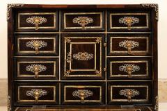 A palissander and ivory cabinet Italy17th century - 1838541