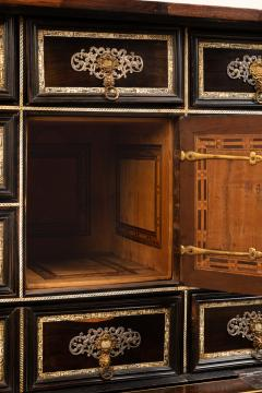 A palissander and ivory cabinet Italy17th century - 1838557