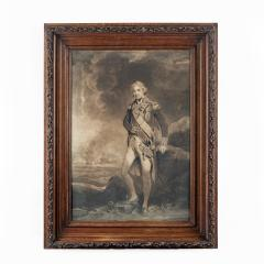 A picture frame made of oak from H M S Victory - 2132890