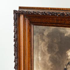 A picture frame made of oak from H M S Victory - 2132892