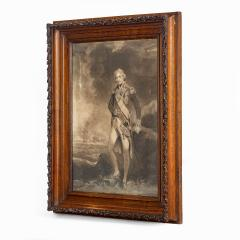 A picture frame made of oak from H M S Victory - 2132895