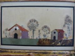 A rare pair of Italian pietra dura panels Tuscany 18th century - 1368839