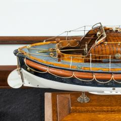 A scale model of a Watson class lifeboat circa 1931 - 2134401
