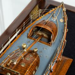 A scale model of a Watson class lifeboat circa 1931 - 2134405