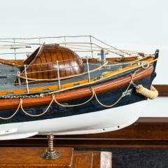 A scale model of a Watson class lifeboat circa 1931 - 2134408
