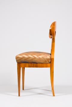 A single Biedermeier side chair - 1280831