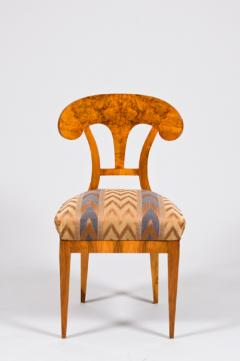 A single Biedermeier side chair - 1280832