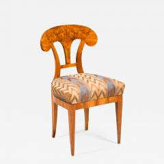 A single Biedermeier side chair - 1281333
