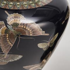 A stunning pair of Japanese Cloisonn vases - 1269861