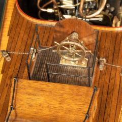 A working model of a steam launch Circa 1920 - 2134420
