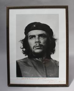 ALBERTO KORDA GUERRILLERO HEROICO ORIGINAL PHOTO OF CHE GUEVARA BY ALBERTO KORDA - 718636