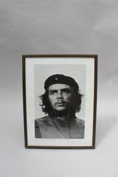 ALBERTO KORDA GUERRILLERO HEROICO ORIGINAL PHOTO OF CHE GUEVARA BY ALBERTO KORDA - 718637
