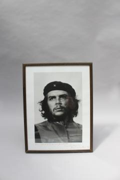 ALBERTO KORDA GUERRILLERO HEROICO ORIGINAL PHOTO OF CHE GUEVARA BY ALBERTO KORDA - 718638