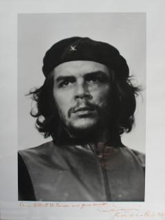 ALBERTO KORDA GUERRILLERO HEROICO ORIGINAL PHOTO OF CHE GUEVARA BY ALBERTO KORDA - 718760
