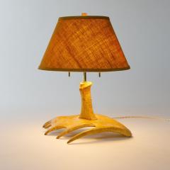 ANTLER TABLE LAMP - 1562613