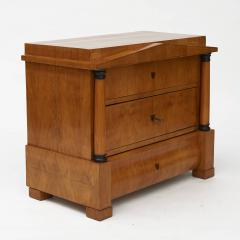 ARCHITECTURAL BIEDERMEIER CHEST OF DRAWERS 1820 1830 - 2129566