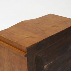 ARCHITECTURAL BIEDERMEIER CHEST OF DRAWERS 1820 1830 - 2129568