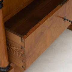 ARCHITECTURAL BIEDERMEIER CHEST OF DRAWERS 1820 1830 - 2129571