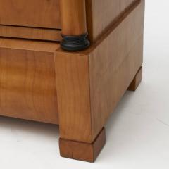 ARCHITECTURAL BIEDERMEIER CHEST OF DRAWERS 1820 1830 - 2129572