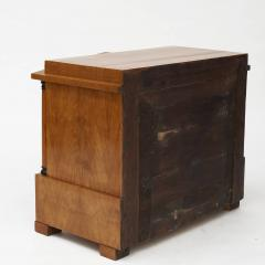 ARCHITECTURAL BIEDERMEIER CHEST OF DRAWERS 1820 1830 - 2129573
