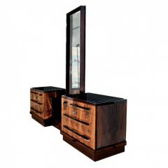 ART DECO DOUBLE CHEST OF DRAWERS 1930 - 1621369