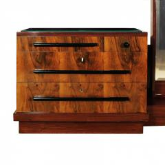 ART DECO DOUBLE CHEST OF DRAWERS 1930 - 1621373