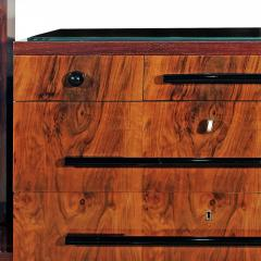 ART DECO DOUBLE CHEST OF DRAWERS 1930 - 1621382
