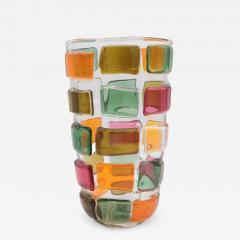 ART GLASS VASE BY MARTIN POTSCH - 2010106