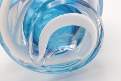 ART GLASS VASE BY MARTIN POTSCH - 2006563