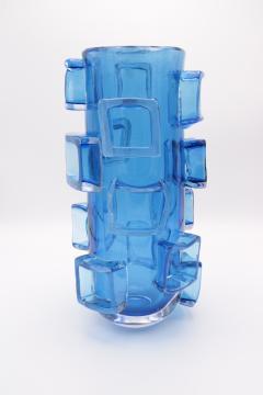 ART GLASS VASE BY MARTIN POTSCH - 2006570