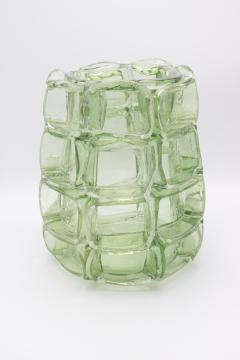 ART GLASS VASE BY MARTIN POTSCH - 2007232