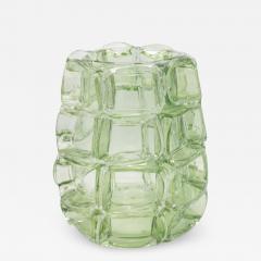 ART GLASS VASE BY MARTIN POTSCH - 2010110