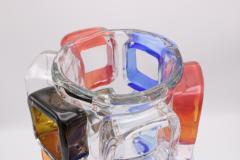 ART GLASS VASE BY MARTIN POTSCH - 2007268