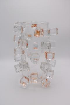 ART GLASS VASE BY MARTIN POTSCH - 2007287