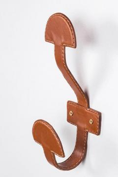 ATELIER LEATHER WRAPPED DOUBLE HOOK TAN - 1769672