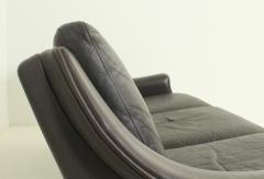 Aage Christensen Aage Christiansen Three seater Sofa in Dark Brown Leather - 1703670