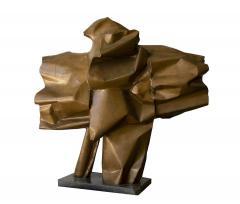 Abbott Pattison Abbott Pattison Sculpture Abstract Bronze Titled Flight 1977 Large Scale - 1570248