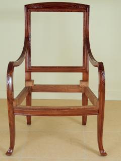 Abel Landry Abel Landry Pair of Art Nouveau Armchairs - 254668