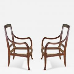 Abel Landry Abel Landry Pair of Art Nouveau Armchairs - 254888