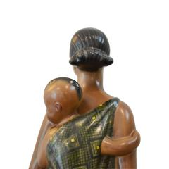 Abele Jacopi Abele Jacopi Ceramiche Lenci Abyssinian Mother 30s - 1824435