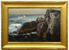 Abraham Jacob Bogdanove Fishing Boats off Squeaker Cove - 1184226