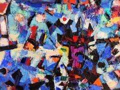 Abraham Rattner Storm Composition 3 - 1236913