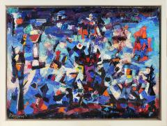 Abraham Rattner Storm Composition 3 - 1236917