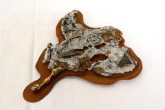 Abstract Mid Century Pendant Jewelry - 361234