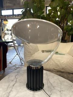 Achille Castiglioni Italian Taccia Lamp by Achille and Pier Giacomo Castiglioni for Flos 1962 - 2036663