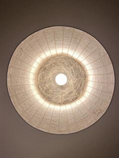 Achille Castiglioni Large Pendant in Cocoon - 1724076