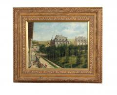 Achille Ernest Mouret Achille Ernest Mouret 19th c French Villa Beausejour 1840 60 - 1185255