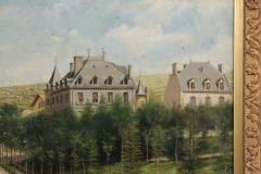 Achille Ernest Mouret Achille Ernest Mouret 19th c French Villa Beausejour 1840 60 - 1185259