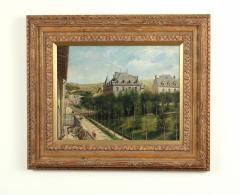 Achille Ernest Mouret Achille Ernest Mouret 19th c French Villa Beausejour 1840 60 - 1185261